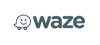 Waze UK/IRL Logo