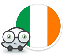 Ireland Wazeopedia logo